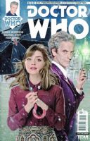Doctor Who The Twelfth Doctor Adventures: Year Two #2 (Cover B)